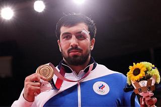 Игры XXXII Олимпиады в Токио: Нияз Ильясов выиграл «бронзу» в соревнованиях по дзюдо в весовой категории до 100 кг