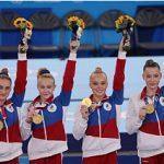 Игры XXXII Олимпиады в Токио: Российские гимнастки выиграли первое «золото» в истории страны в командном многоборье