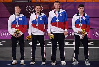 Игры XXXII Олимпиады в Токио: Российские спортсмены выиграли «серебро» в первом олимпийском турнире по баскетболу 3х3