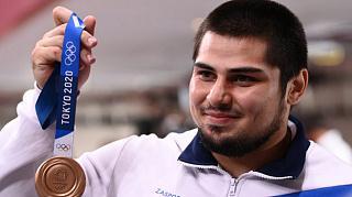 Игры XXXII Олимпиады в Токио: Тамерлан Башаев выиграл «бронзу» в соревнованиях по дзюдо в весовой категории свыше 100 кг