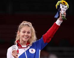 Игры XXXII Олимпиады в Токио: Татьяна Минина выиграла «серебро» в соревнованиях по тхэквондо в категории до 57 кг