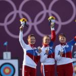 Игры XXXII Олимпиады в Токио: женская сборная по стрельбе из лука - серебряный призёр в командном турнире