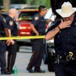 Это Техас: преступник расстрелял спецназовцев, их командир погиб