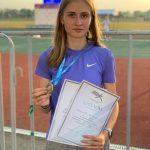 Юниорки из Подмосковья завоевали два золота на первенстве России по лёгкой атлетике