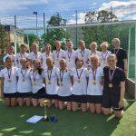 Команды девушек и юношей из Подмосковья стали призёрами первенства России по хоккею на траве