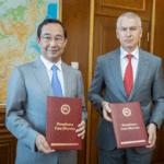 Минспорт России и Республика Саха (Якутия) подписали Соглашение о сотрудничестве и взаимодействии в области развития физической культуры и спорта
