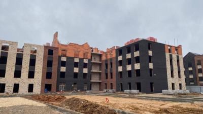 Многоквартирный дом в Наро-Фоминске построят до конца года