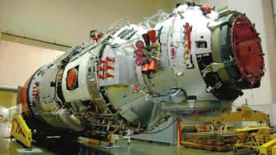 Модуль «Наука» подмосковной сборки отправили на МКС