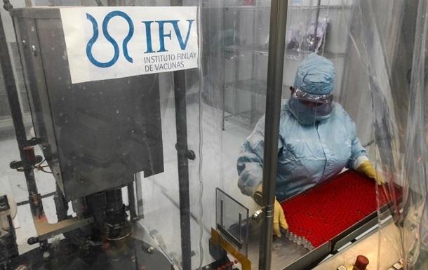 На Кубе обновили данные об эффективности собственной вакцины Abdala