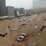 Наводнение в Китае: минимум 33 погибших, западные СМИ злорадствуют