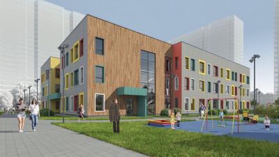 Новый детский сад построят в Реутове