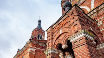 Храм Рождества Пресвятой Богородицы в Суворово