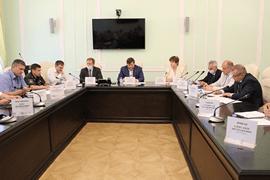 Одес Байсултанов провёл заседание Межведомственной рабочей группы по развитию военно-прикладных и служебно-прикладных видов спорта