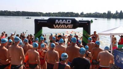 Около 500 человек приняли участие в заплыве X-WATERS Moscow Istra 2021