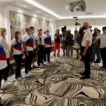 Олег Матыцин оценил условия подготовки российских олимпийцев в Хабаровске