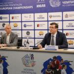 Олег Матыцин встретился со спортивной общественностью Нижегородской области