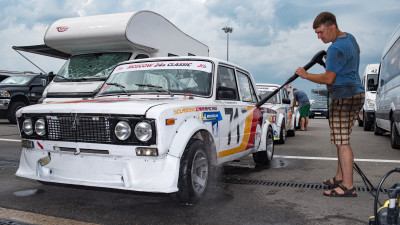 Первая в России 24-часовая гонка прошла в Подмосковье