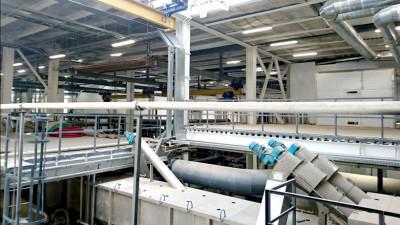 Первый этап реконструкции очистных сооружений в Щелкове завершат в декабре