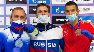 Пловцы из Подмосковья завоевали 5 медалей на Кубке России
