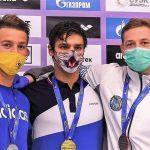 Пловцы из Подмосковья завоевали три золота и две бронзы на Кубке России