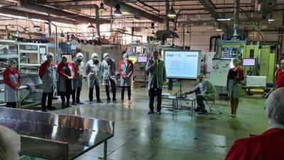 Подмосковная компания повысила эффективность производства за счет нацпроекта