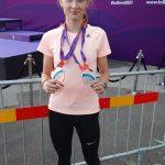 Подмосковная легкоатлетка стала бронзовым призёром первенства Европы