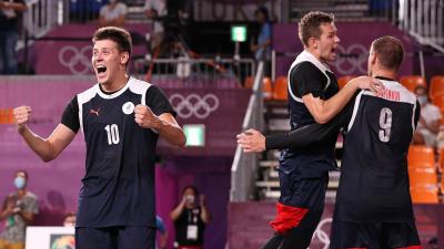 Подмосковные баскетболисты принесли России первые в истории серебряные медали Олимпийских игр