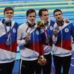 Подмосковные пловцы стали серебряными призёрами Олимпиады в Токио