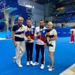 Подмосковные прыгуны в воду завоевали бронзовые медали Олимпиады в Токио