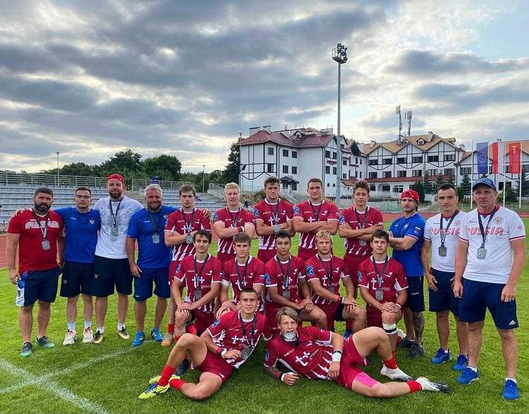Подмосковные регбисты стали призерами первенства Европы