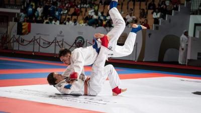 Подмосковные спортсмены завоевали три медали на чемпионате Европы по джиу-джитсу