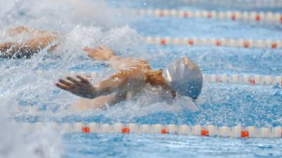 Подмосковный пловец установил два рекорда по спорту глухих на Кубке России