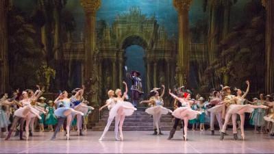 Подмосковный театр «Русский балет» выступит в Крыму