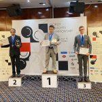 Представитель Подмосковья стал чемпионом мира по шашкам