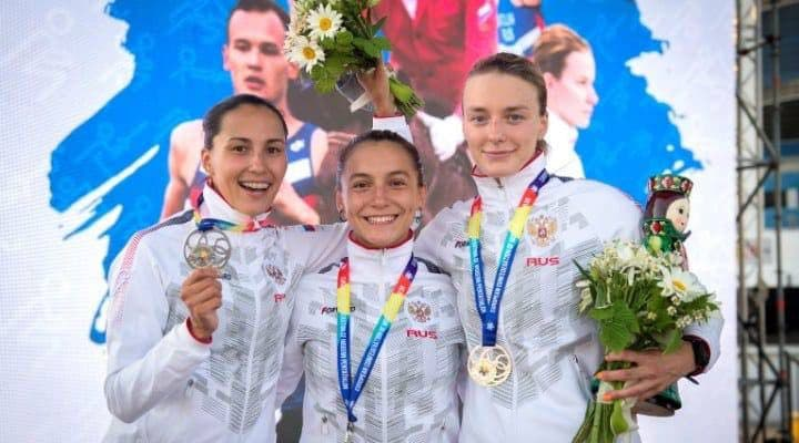 Представительница Подмосковья стала второй на чемпионате Европы по пятиборью