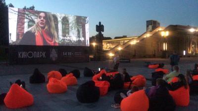 Проект «Кинопарк» работает в Музейном комплексе «Дорога памяти»