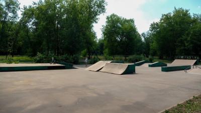 Профессиональный скейт-парк планируют построить в Люберцах в 2022 году
