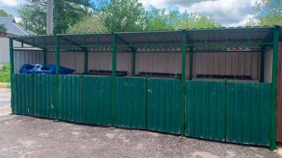 Проведение дезинфекции контейнерных площадок проверили в Химках, Мытищах и Лыткарине