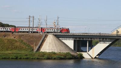 Расписание пригородных поездов изменится в Подмосковье