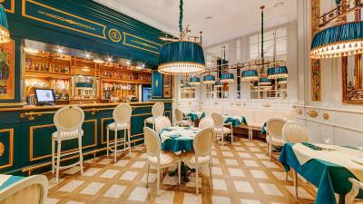 Ресторан банного комплекса в Подольске