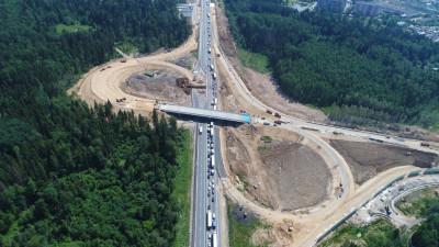 Реконструкцию 37 дорог и мостов в Подмосковье контролирует Главгосстройнадзор
