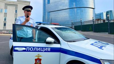 Роман Каратаев поздравил с профессиональным праздником сотрудников ГИБДД Подмосковья
