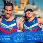 Россияне завоевали четыре медали на Чемпионате Европы по современному пятиборью в Нижнем Новгороде