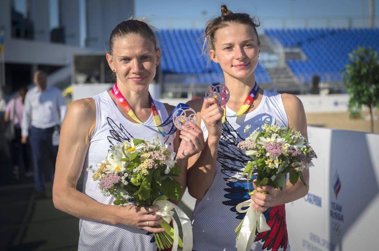 Спортсменка из Подмосковья завоевала бронзу чемпионата Европы по пятиборью