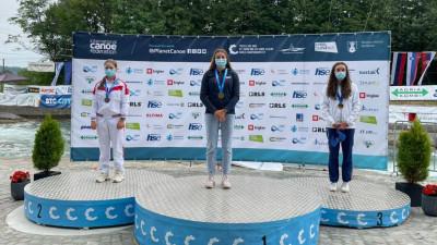 Спортсмены из Подмосковья завоевали 3 медали на первенстве мира по гребному слалому