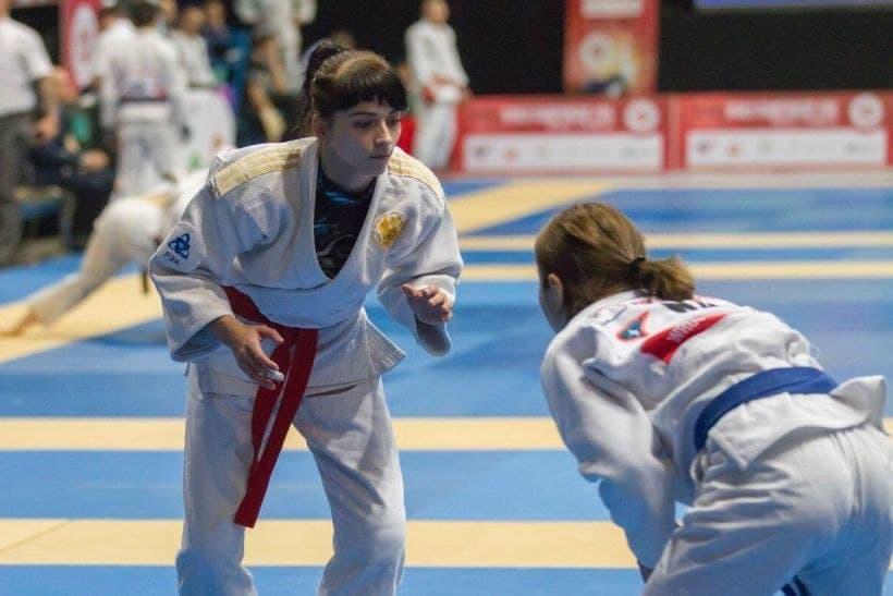 Спортсмены из Подмосковья завоевали три медали на чемпионате Европы по джиу-джитсу