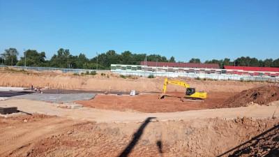 Строительство надземной части кампуса для учащихся Физтех-лицея началось в Долгопрудном
