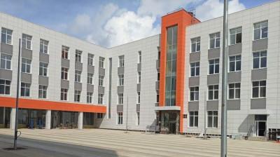 Строительство школы на 825 мест в Наро-Фоминске завершится в августе
