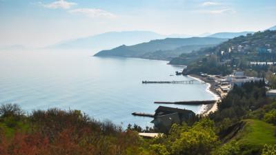 Черное море в Крыму