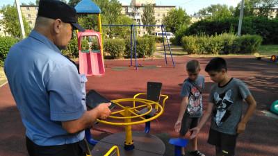 Свыше 117 тыс. замечаний по содержанию детских площадок устранили в Подмосковье